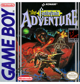 GameBoy Castlevania Adventure (Cart Only)