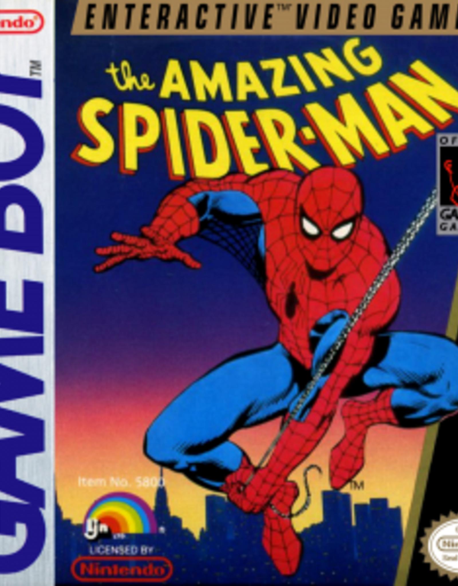 GameBoy Amazing Spider-Man (Cart Only)