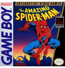 GameBoy Amazing Spider-Man (Cart Only)