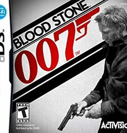 Nintendo DS 007 Blood Stone