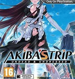 Playstation Vita Akiba's Trip: Undead & Undressed