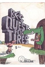 Colecovision B.C.'s Quest for Tires (Cart Only)