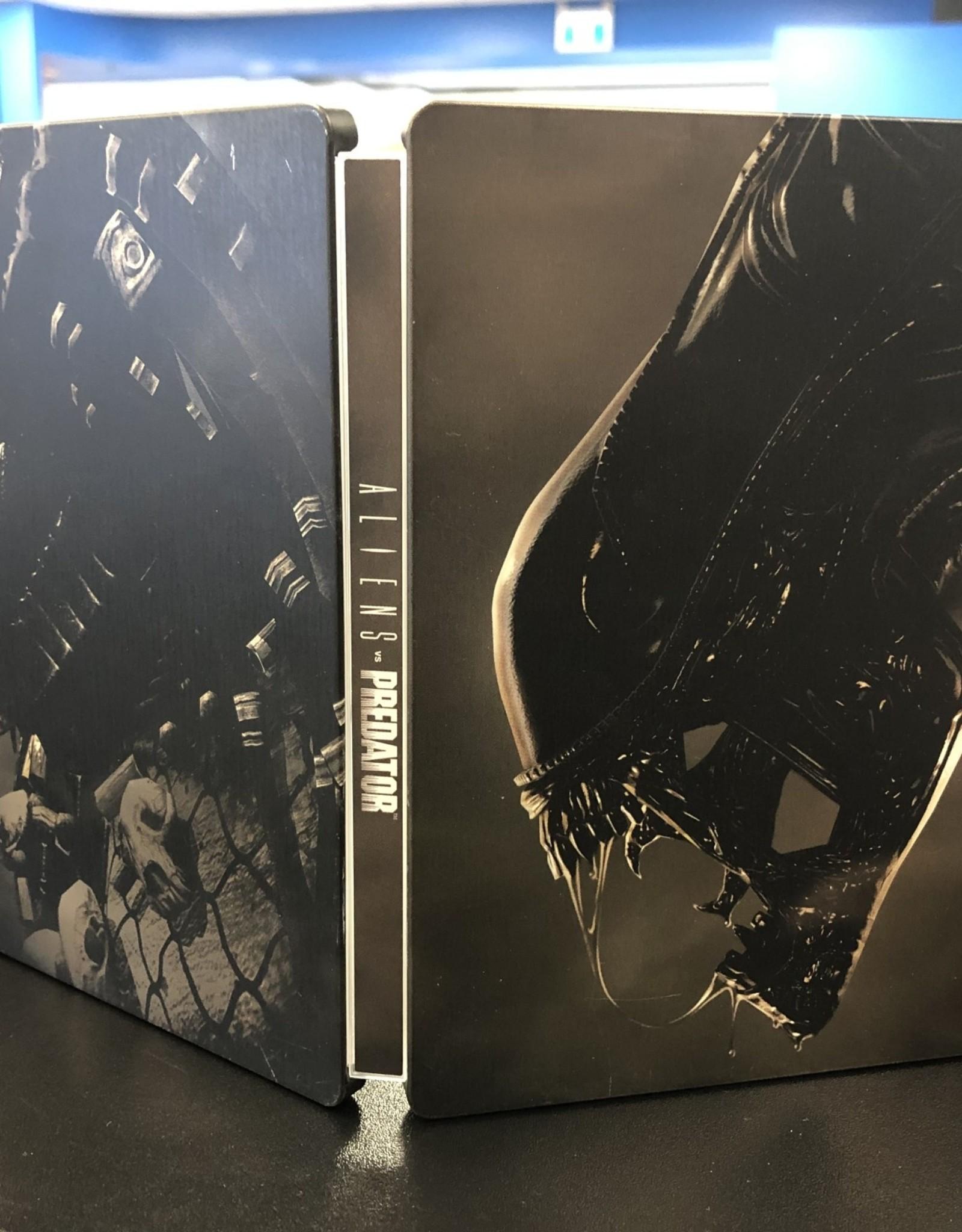Playstation 3 Aliens vs. Predator (Steelbook)