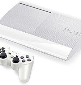 Sony Playstation 3 Super Slim 500Gb White (BRAND NEW)