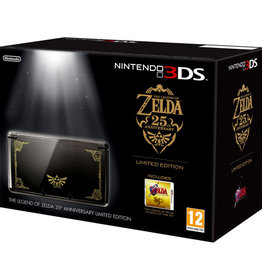 Nintendo 3DS 25th Zelda Anniversary Edition (BRAND NEW)