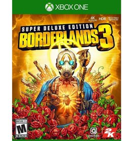 Xbox One Borderlands 3 Super Deluxe Edition (Used, No DLC)