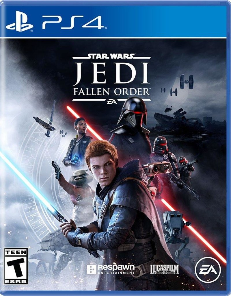 Playstation 4 Star Wars Jedi: Fallen Order (USED)