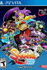 Playstation Vita Shantae Half-Genie Hero [Risky Beats Edition] (CiB)