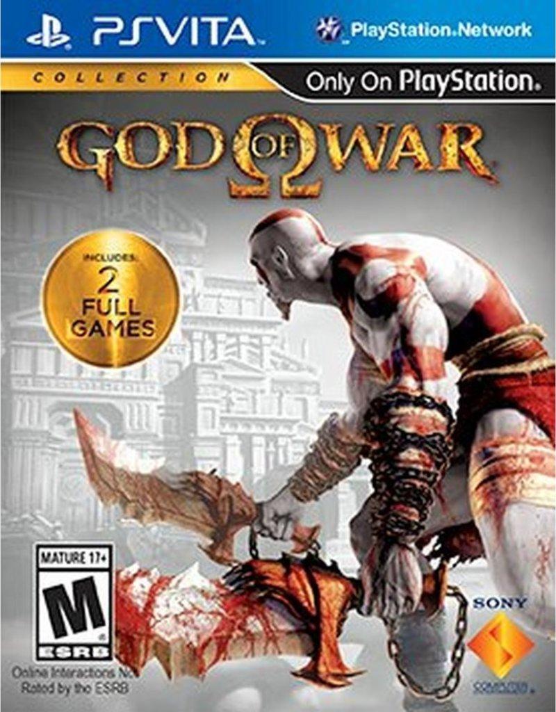 Playstation Vita God of War Collection (CiB)