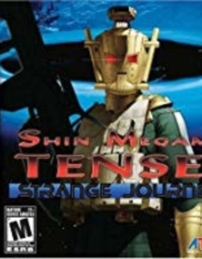 Nintendo DS Shin Megami Tensei: Strange Journey [Soundtrack Bundle]