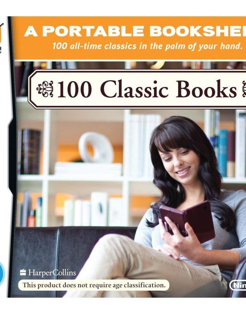 Nintendo DS 100 Classic Books