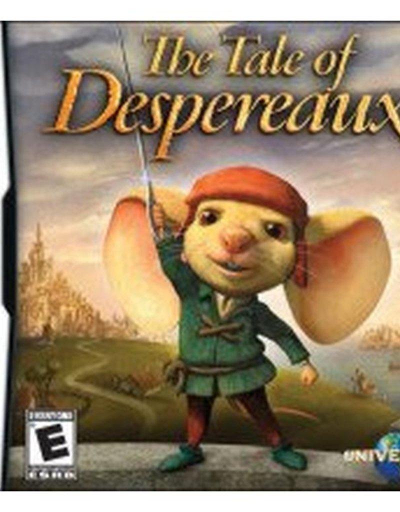 Nintendo DS The Tale of Despereaux (CiB)