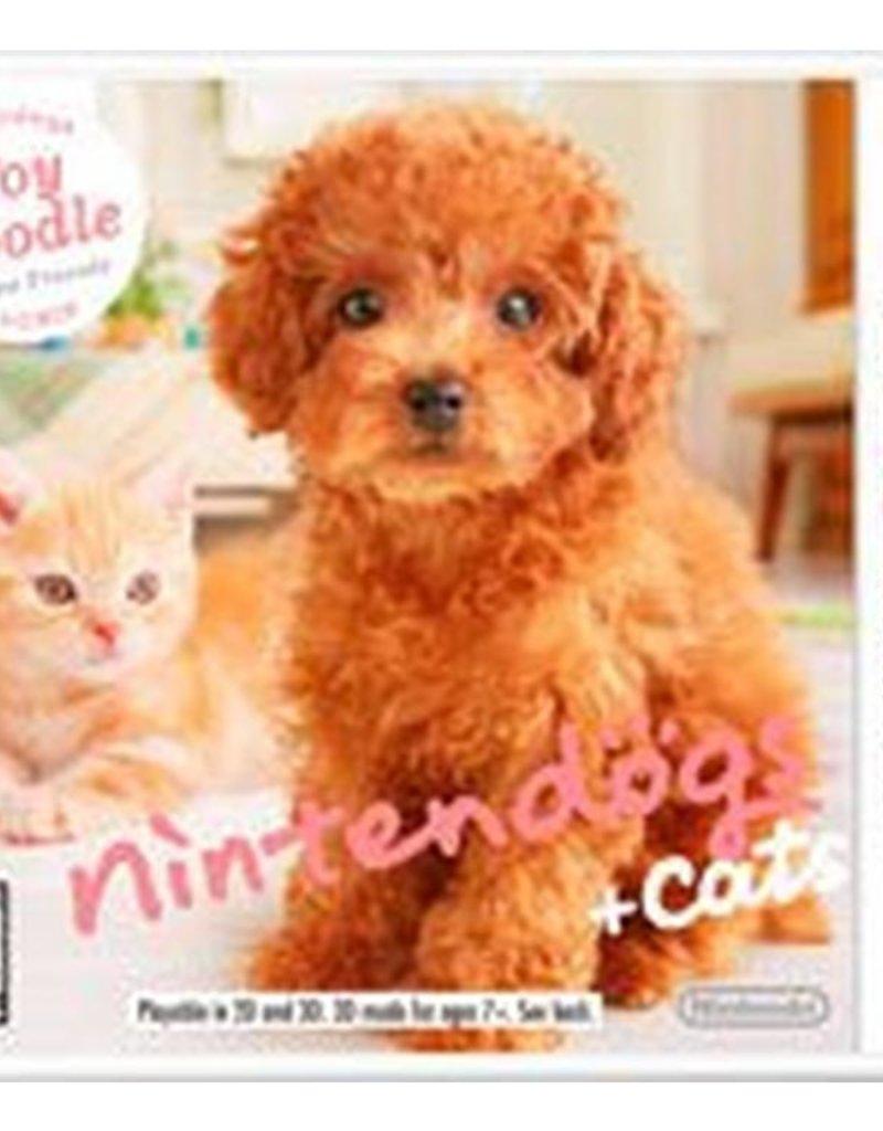 Nintendo 3DS Nintendogs + Cats: Toy Poodle & New Friends