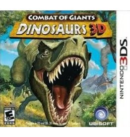 Nintendo 3DS Combat of Giants: Dinosaurs 3D