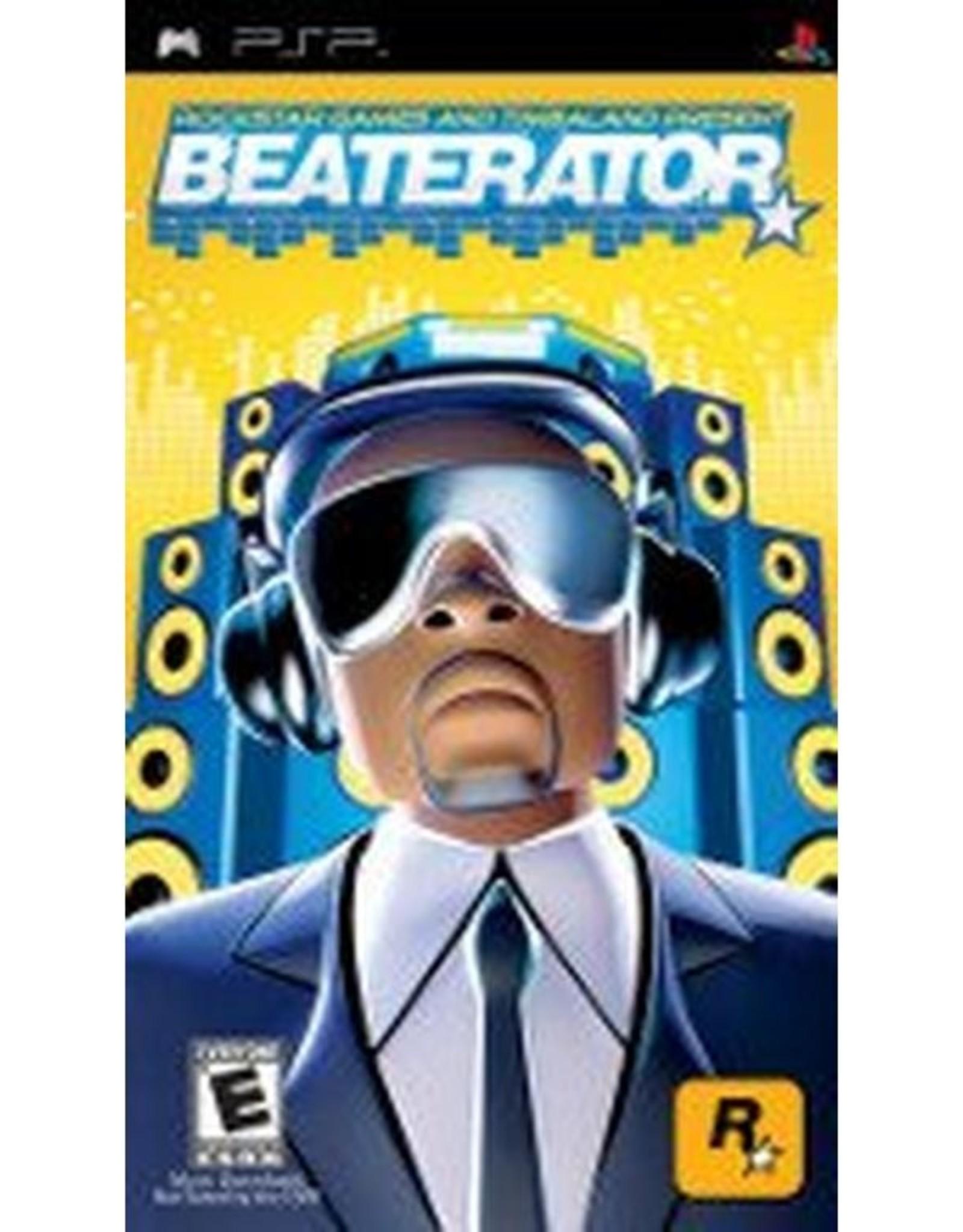 PSP Beaterator