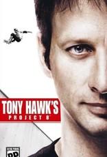 PSP Tony Hawk Project 8