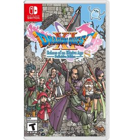 Nintendo Switch Dragon Quest XI S Definitive Edition (USED)