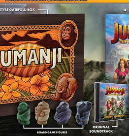 Nintendo Switch Jumanji Collector's Edition LRG