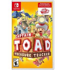 Nintendo Switch Captain Toad: Treasure Tracker (Used)