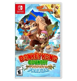 Nintendo Switch Donkey Kong Country Tropical Freeze (USED)