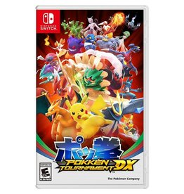 Nintendo Switch Pokken Tournament DX (Used)