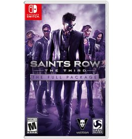 Nintendo Switch Saints Row The Third: The Full Package (Used)