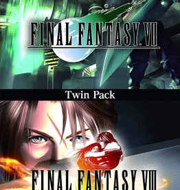 Nintendo Switch Final Fantasy 7 and 8 Remastered Twin Pack (Asia Import)