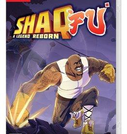 Nintendo Switch Shaq Fu: A Legend Reborn (USED)