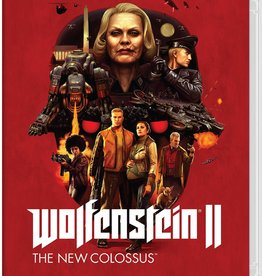 Nintendo Switch Wolfenstein II: The New Colossus (USED)