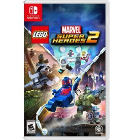 Nintendo Switch LEGO Marvel Super Heroes 2 (USED)