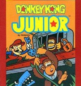Atari 2600 Donkey Kong Junior (Coleco Label, Boxed, No manual)