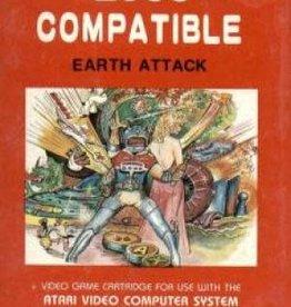 Atari 2600 Earth Attack (Defender w/ alt label) (Cart Only)