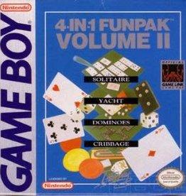 GameBoy 4 in 1 Funpak Volume II (Cart Only)