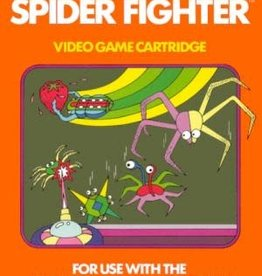 Atari 2600 Spider Fighter