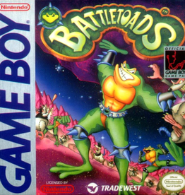 GameBoy Battletoads
