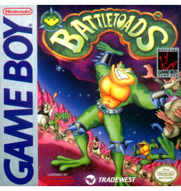 GameBoy Battletoads (Cart Only)