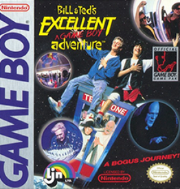 GameBoy Bill and Ted's Excellent Adventure