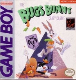 GameBoy Bugs Bunny Crazy Castle (Cart Only)