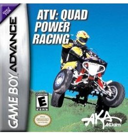GameBoy Advance ATV Quad Power Racing (Cart Only)