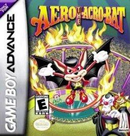 GameBoy Advance Aero the Acro-Bat (Cart Only)