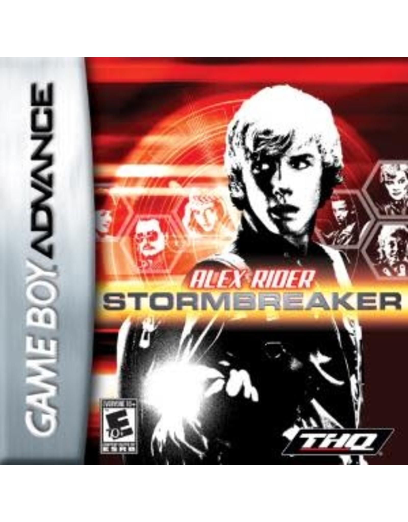 GameBoy Advance Alex Rider Stormbreaker (Cart Only)