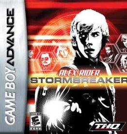 GameBoy Advance Alex Rider Stormbreaker (Cart Only)