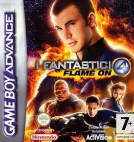 GameBoy Advance Fantastic 4 Flame On (Cart Only)
