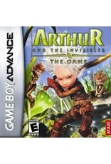 GameBoy Advance Arthur and the Invisibles (Cart Only)
