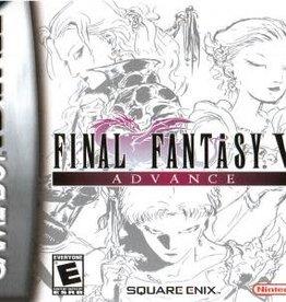 GameBoy Advance Final Fantasy V Advance (Cart Only)