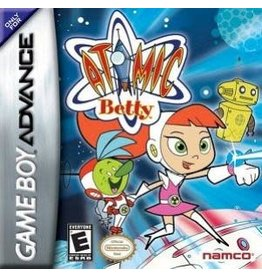 GameBoy Advance Atomic Betty (Cart Only)
