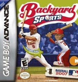 GameBoy Advance Backyard Baseball 2007 (Cart Only)