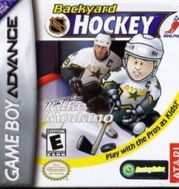 GameBoy Advance Backyard Hockey (Cart Only)