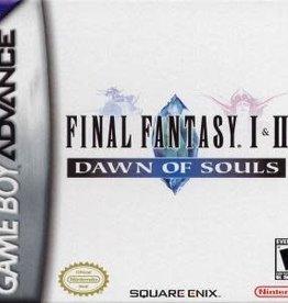 GameBoy Advance Final Fantasy I & II Dawn of Souls (Cart Only)