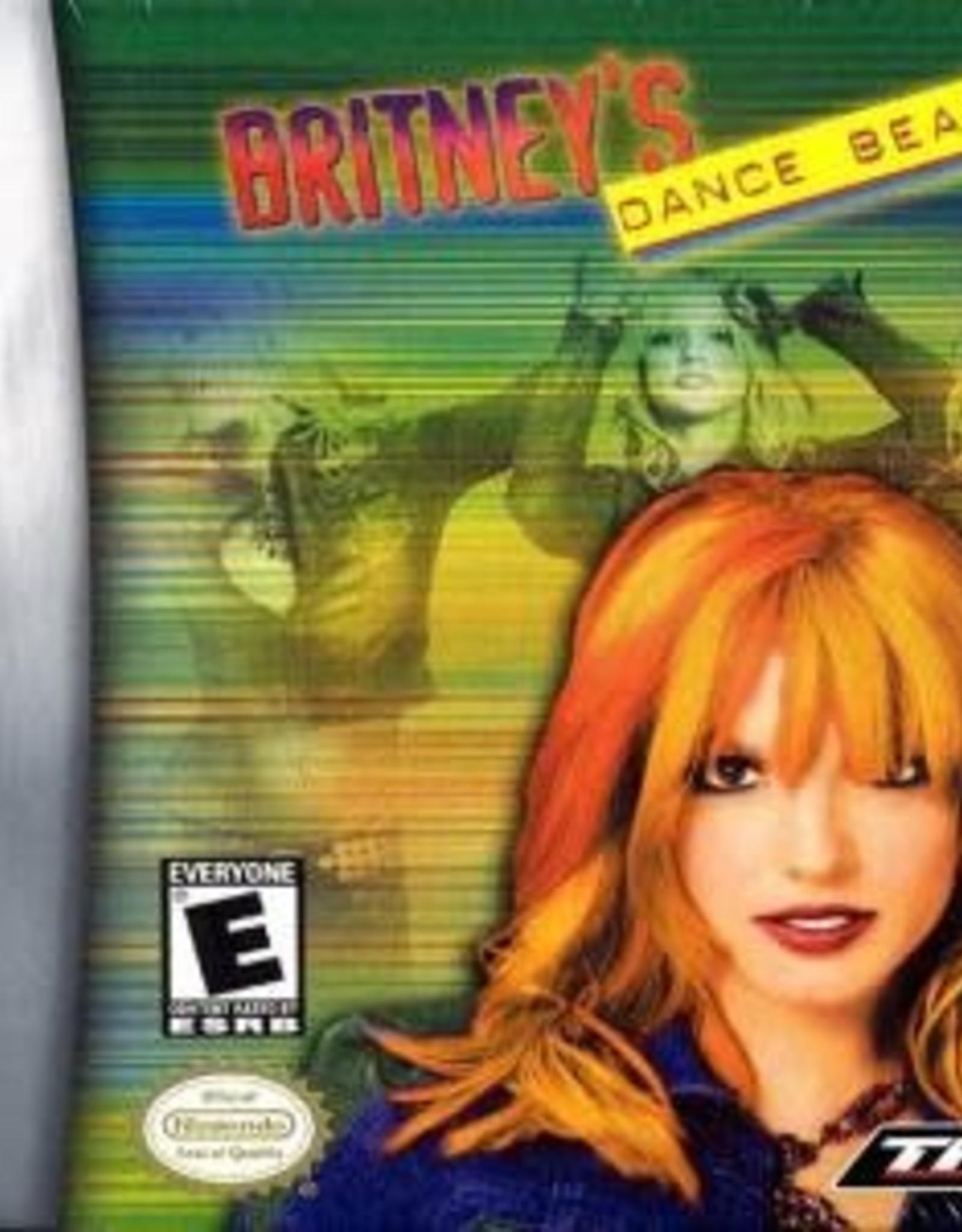 GameBoy Advance Britney's Dance Beat (Cart Only)